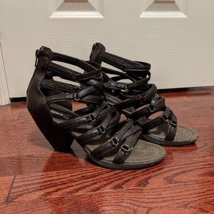 Spring Gladiator-style sandals